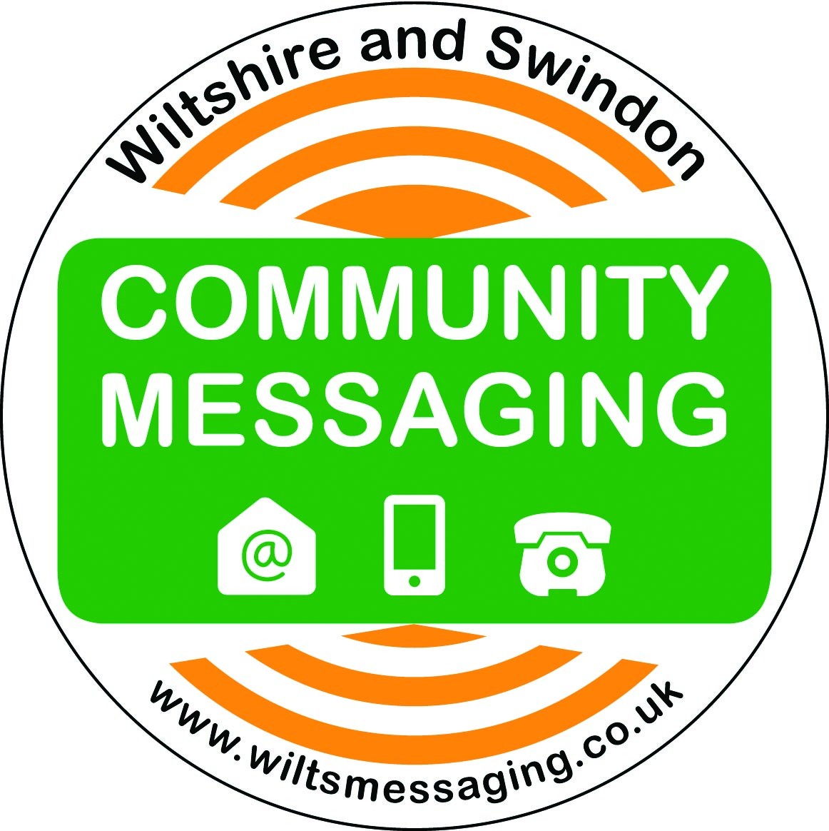 WiltsCommMessaging logo high